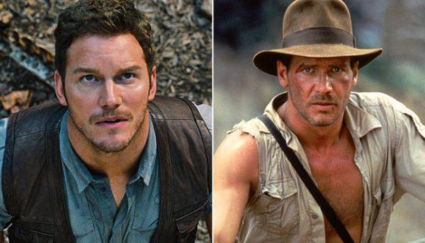 Harrison Ford habla de la opción de Chris Pratt como posible sucesor de Indiana Jones 1
