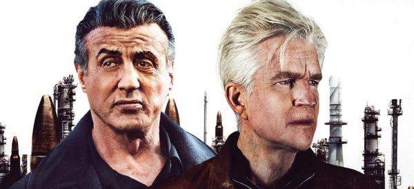 "Así luce ""Backtrace"", la nueva película de acción de Sylvester Stallone"