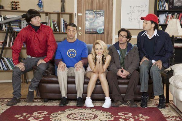 """""""The Big Bang Theory"""" también tiene su versión porno 1"""