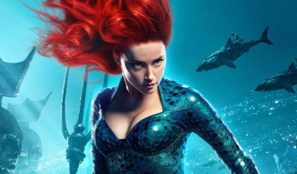 """Amber Heard, la Mera de """"Aquaman"""" que ha hecho perder la cabeza a medio mundo"""