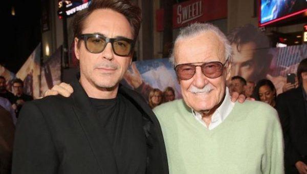 El mensaje de despedida de Robert Downey Jr. a Stan Lee que nos ha emocionado 1