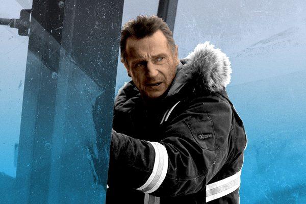 """Así es """"Venganza bajo cero"""", la película en la que Liam Neeson mata con su quitanieves"""