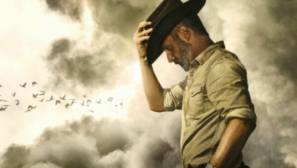 """Andrew Lincoln se arrepiente de haber dejado """"The Walking Dead"""""""