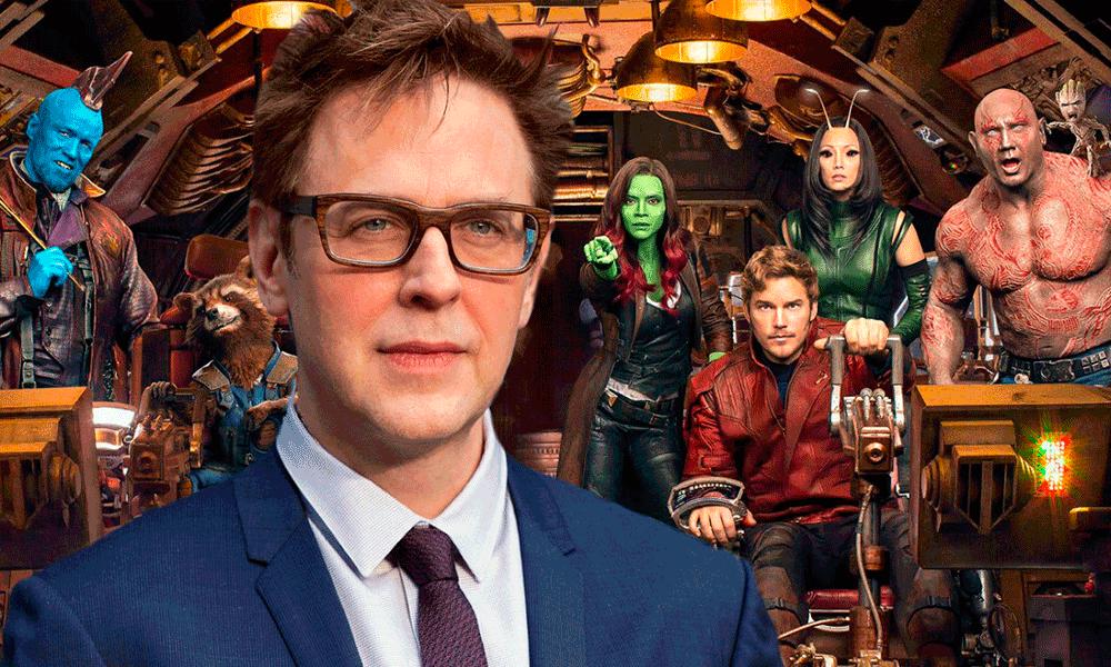 """James Gunn vuelve a """"Guardianes de la Galaxia Vol. 3"""" y nosotros estamos  más felices que perdices"""