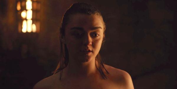El Desnudo De Arya En Juego De Tronos Del Que Todo El Mundo Habla