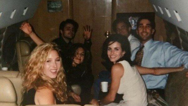 """Impresionante: La fotografía de los protagonistas de """"Friends"""" antes de rodar el primer episodio"""
