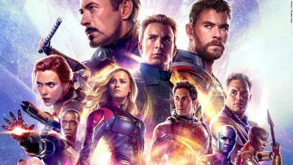 """¡""""Vengadores: Endgame"""" ya es la segunda cinta más taquillera de la historia!"""