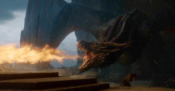 ¿Por qué Drogon no quema a Jon Snow?