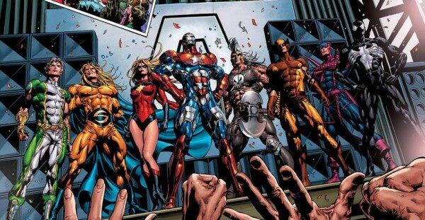 """Así es """"Dark Avengers"""", la nueva cinta de Vengadores en la que Marvel trabaja 1"""