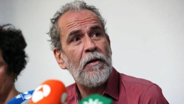 El vídeo del encontronazo de Willy Toledo con simpatizantes de Vox en Atocha