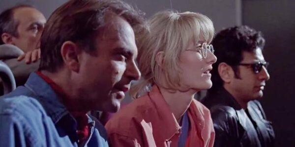 """¡Los tres protagonistas originales de """"Jurassic Park"""" volverán en """"Jurassic World 3""""!"""