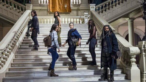 """Problemas para la décima temporada de """"The Walking Dead"""" con una posible ausencia"""