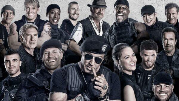 """¡Stallone confirma definitivamente """"Los Mercenarios 4""""! 1"""