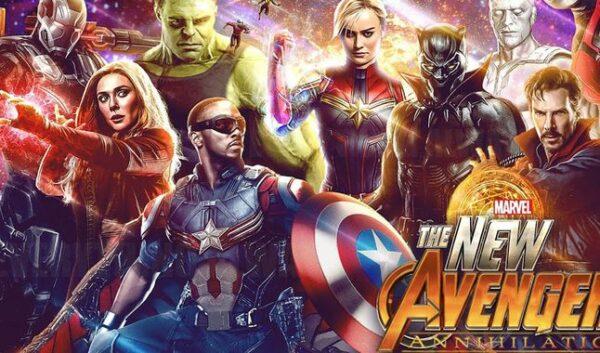 """Este es el grupo de superhéroes con el que sueña Marvel para """"Vengadores 5"""""""