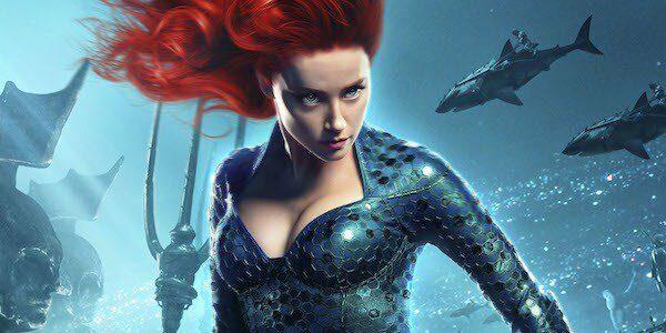"""La foto de Amber Heard (Mera en """"Aquaman"""") mostrando sus pechos que se ha vuelto viral 1"""