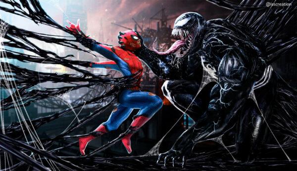 Venom podría acompañar a Spider-Man en su regreso al Universo Cinematográfico de Marvel