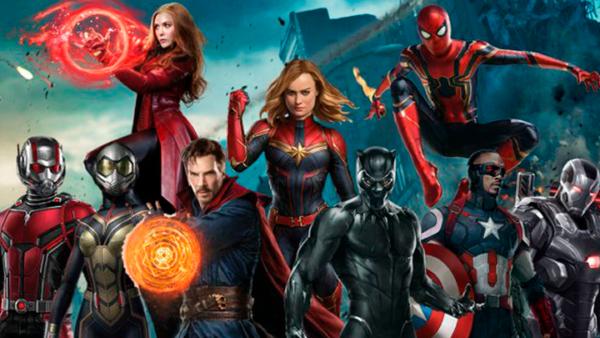 """Estos son los grupos de superhéroes que se reunirán en """"Vengadores 5"""" 1"""