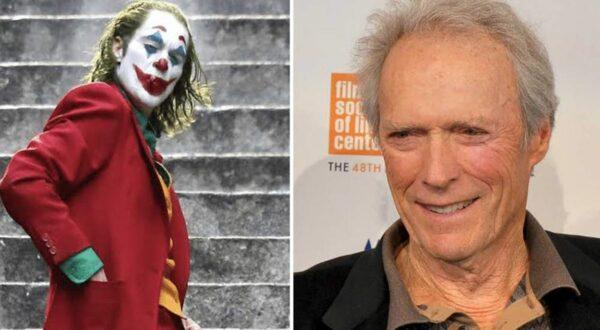 """La curiosa aparición de Clint Eastwood en """"Joker"""""""