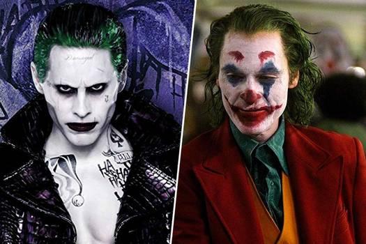 Jared Leto intentó que el Joker de Joaquin Phoenix no saliera adelante.