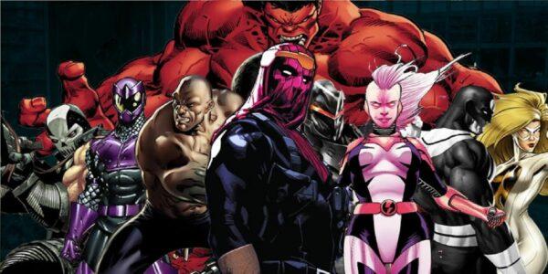 """Os presentamos a """"Thunderbolts"""", el """"Escuadrón Suicida"""" de Marvel"""
