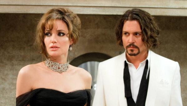 La profunda antipatía entre Johnny Depp y Angelina Jolie 1