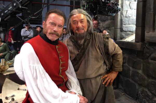 """Jackie Chan y Arnold Schwarzenegger juntos en el tráiler en español de """"El misterio del dragón"""" 1"""