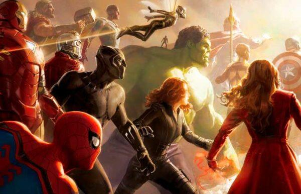 Las 7 películas de superhéroes que veremos en 2020 1