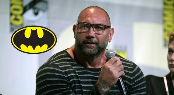 """Sorpresón: Dave Bautista podría convertirse en este brutal villano de """"The Batman"""" 1"""
