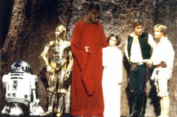 """La película de """"Star Wars"""" que George Lucas ha escondido durante décadas 1"""