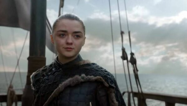 """Los creadores de """"Juego de Tronos"""" explican el destino de Arya al final de la serie"""