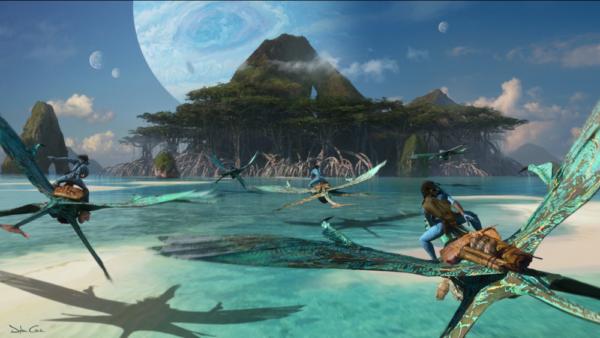 """¡Primeras imágenes oficiales de """"Avatar 2""""! 2"""