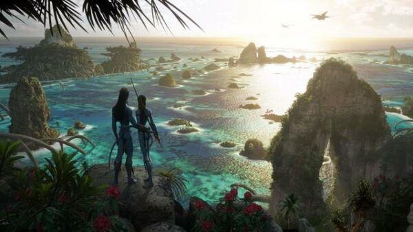 """¡Primeras imágenes oficiales de """"Avatar 2""""! 1"""