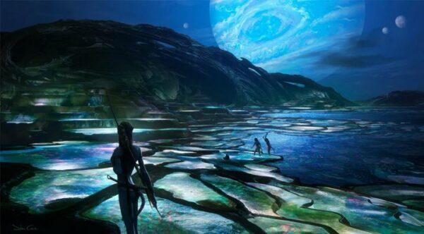 """¡Primeras imágenes oficiales de """"Avatar 2""""! 4"""