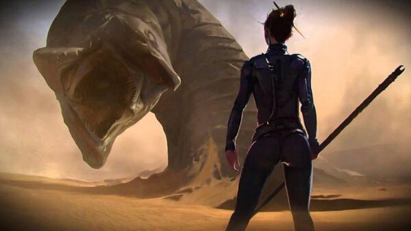 ¡Se filtran las primeras imágenes de la nueva Dune!