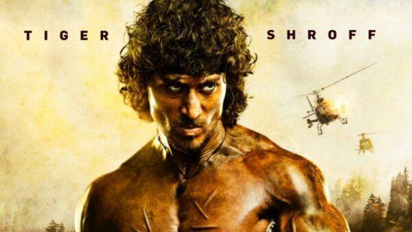 """Al loro con el remake oficial de """"Rambo"""" de Bollywood 1"""