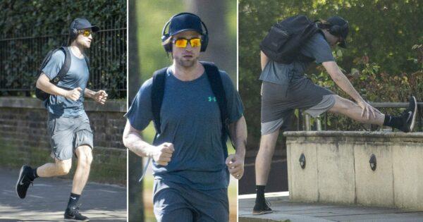 """Robert Pattinson y su disparada musculatura para """"The Batman"""" 2"""