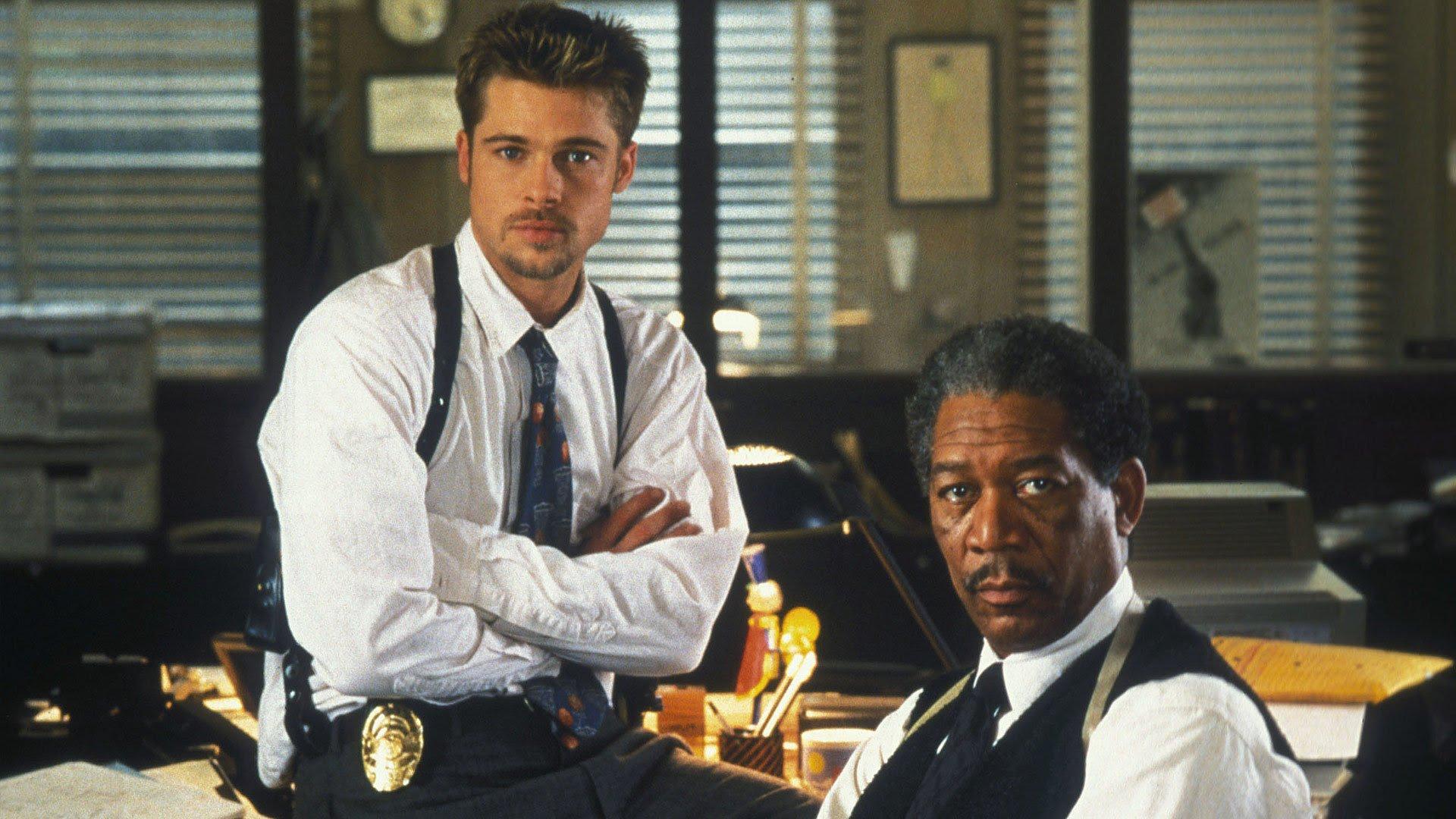 """Es """"Seven"""" la mejor película de los 90?"""