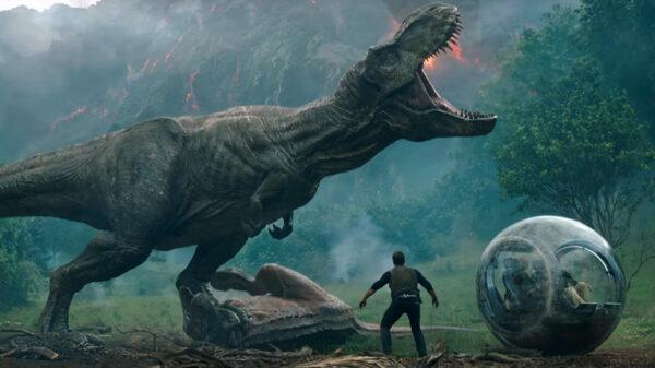 """Flipante: Así se rodó una de las escenas más complicadas de """"Jurassic World: El reino caído"""" 1"""