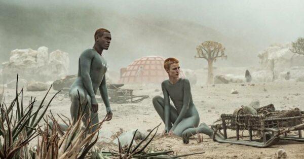 """Primer avance de """"Raised by Wolves"""", la serie de Ridley Scott para HBO Max 1"""