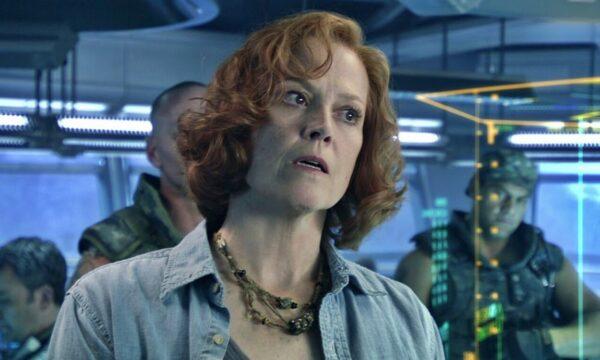 """Sigourney Weaver regresa a tope en las nuevas imágenes del rodaje de """"Avatar 2"""" 1"""