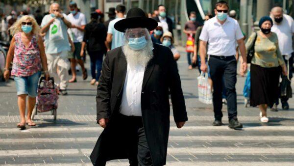 Israel vuelve 3 semanas al confinamiento para contener los contagios de coronavirus 1