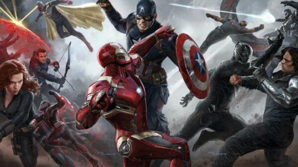 """Estos serían los superhéroes enfrentados en """"Civil War 2"""" 1"""