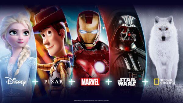 Disney vuela por los aires la industria del cine con su apuesta por el streaming 1