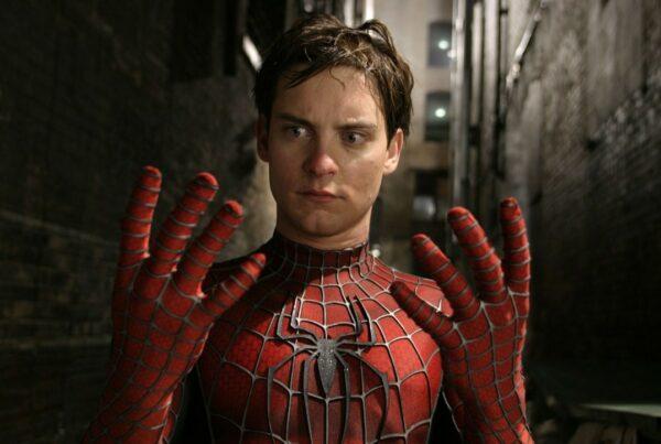 """Tobey Maguire hará 3 películas más como Spider-Man para el """"Spiderverso"""" 1"""
