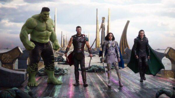 Atentos al nuevo grupo de superhéroes de Marvel, con Thor a la cabeza 2