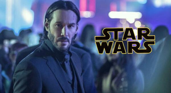 """Keanu Reeves empieza apunto de convertirse en este ilustre personaje de """"Star Wars"""" 1"""