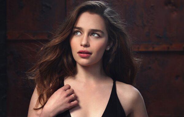 """Emilia Clarke y el abismo tras """"Juego de Tronos"""" 1"""