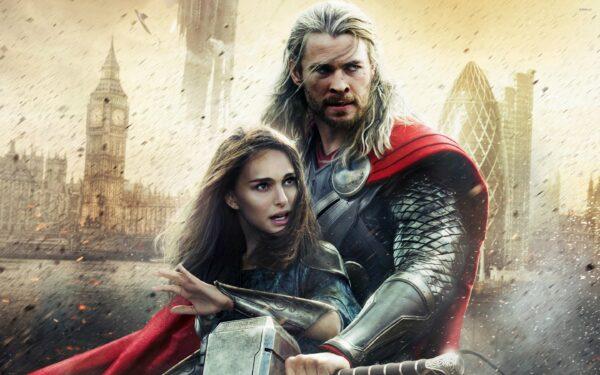 """Impresionante musculatura de Natalie Portman para """"Thor: Love & Thunder"""" 1"""