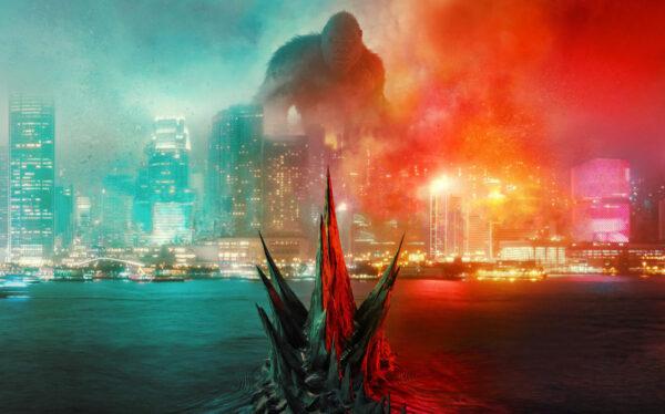 "Al fin podemos ver a Mechagodzilla, el villano que se escondía ""Godzilla vs Kong"" 1"