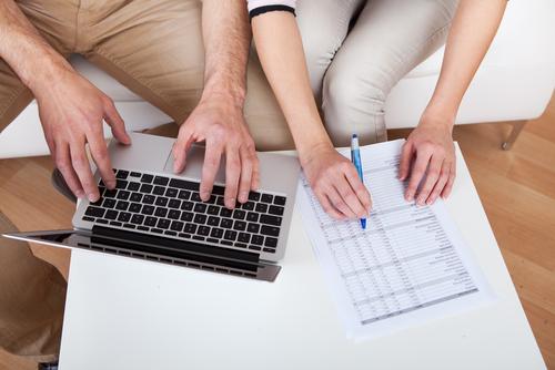 Revisar el borrador de la declaración de la renta
